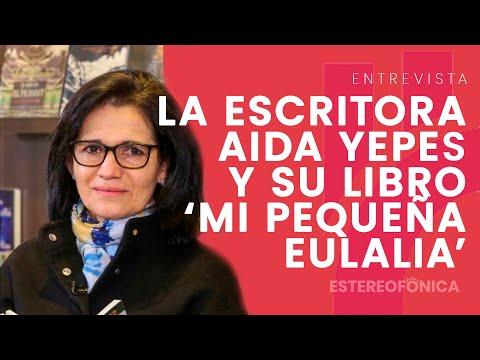 """Aida Yepes habla de """"Mi Pequeña Eulalia"""" con Giovanna Sánchez   Estereofonica"""