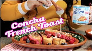 Concha French Toast (How To)