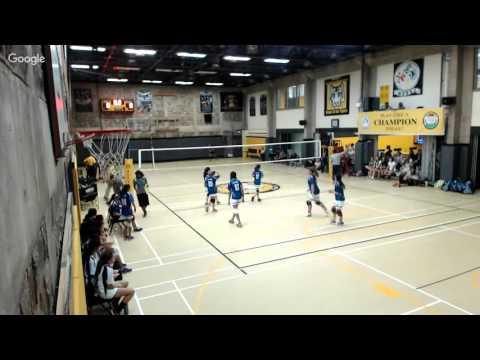 ASIAC Volleyball,March 11th 2016 (Auxy. Gym)
