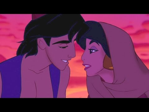 Top 10 Almost Kisses In Animated Films thumbnail