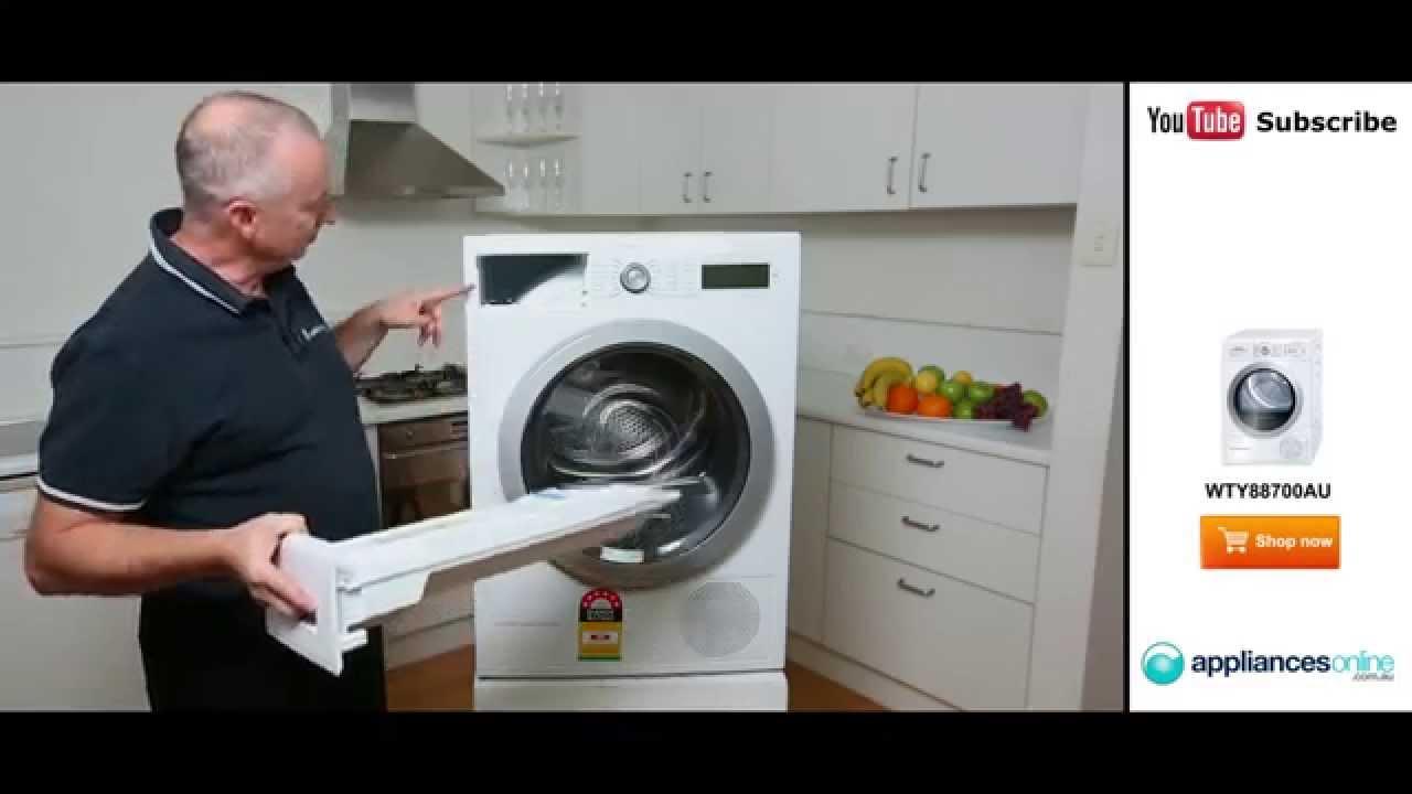 Wty88700au Bosch 7kg Heat Pump Dryer Reviewed By Expert