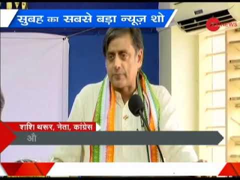 "If BJP Wins In 2019, India Will Become ""Hindu Pakistan"": Shashi Tharoor"