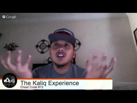 The Kaliq Experience - Cheat Code #13 - Barter is Smarter