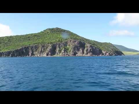 Trip from Nevis to St. Kitts on Saturday 8th July, 2017
