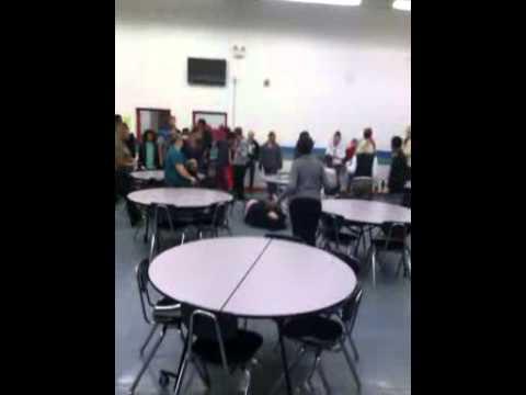 Chandler Academy goon brawl