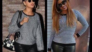 Celebrity Style Steals: BEYONCE INSPIRED OUTFIT