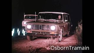1973 International Havester Commercial, Scout, Travelall and Pickup