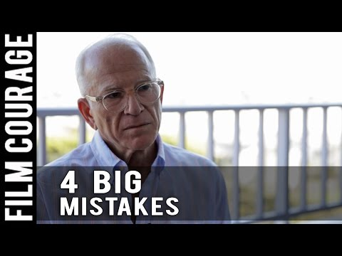 4 Big Mistakes Screenwriters Make by Gary W. Goldstein