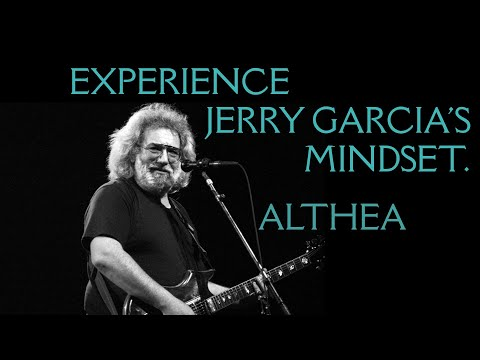 In The Mind of Jerry Garcia: Althea - Senator Al Franken's Favorite Song
