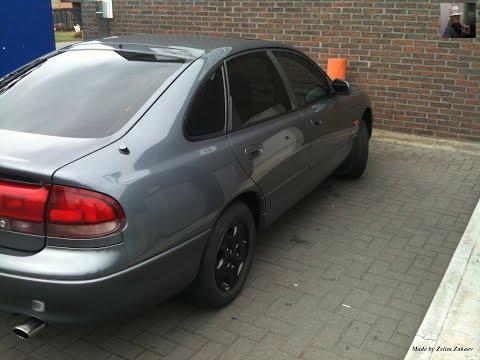 Mazda 626 / Cronos , 2.0 Benzine, 1993, Automatisch,  мазда 626/кронос  2.0 бензин 1993,  Video - 3
