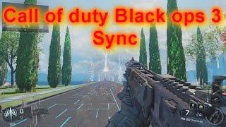 Call of duty Black ops 3 Gun sync-Monster