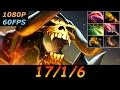 Dota 2 Clinkz Pro 17/1/6 (Kills/Deaths/Assists) Top MMR 859 GPM Ranked Full Gameplay