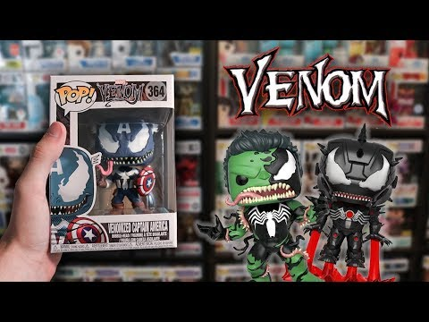 Venom Funko Pop Hunting!