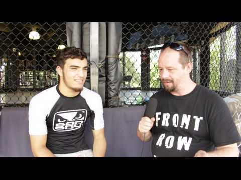 Aaron Lovell: Fight UK AM 4 Pre Fight Interview