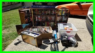 THIS $100 DVD WILL GET LOOKED OVER AT GARAGE SALES