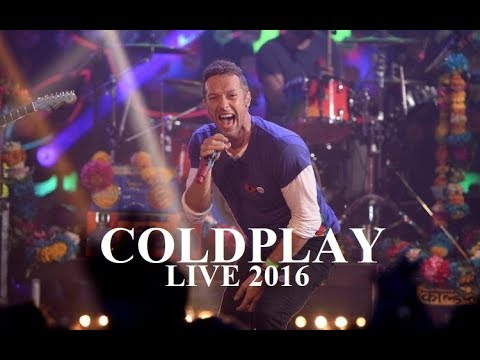 Coldplay - A Head full of Dreams Tour Live | Philadelphia 2016 (HD)