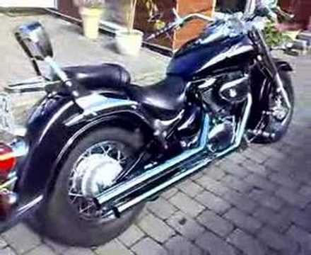 my suzuki intruder volusia 800 youtube. Black Bedroom Furniture Sets. Home Design Ideas