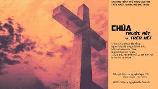 HTTL GIA ĐỊNH - Chương trình thờ phượng Chúa - 24/05/2020