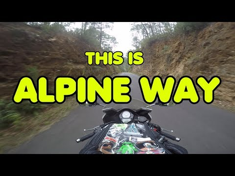 TO MELBOURNE - 4 - ALPINE WAY