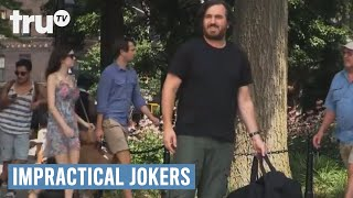 Impractical Jokers - Guess What's In My Stinky Bag