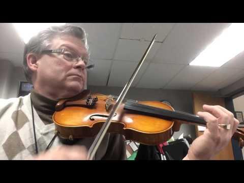 Centuries violin part