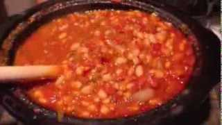 VEGAN Vegetarian Beans Recipe Thumbnail
