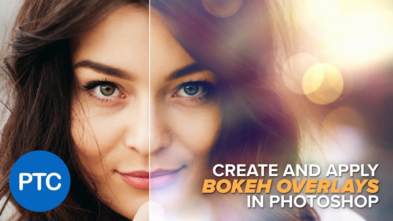 How To Create and Apply Bokeh Overlays in Photoshop