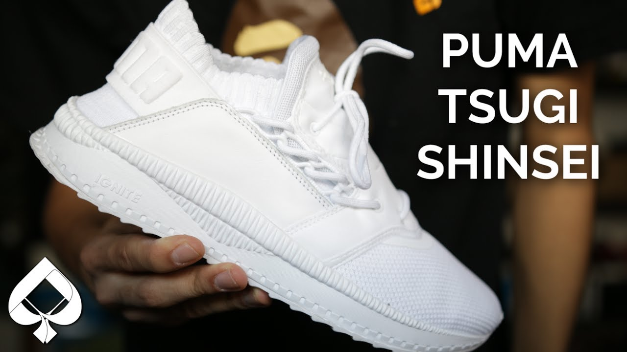 4e5eb611a9a6 Puma Tsugi Shinsei REVIEW