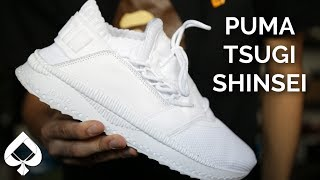 The BEST $100 RUNNER? | Puma Tsugi Shinsei REVIEW | On-Feet