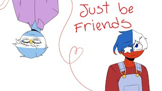 JUST BE FRIENDS | Map Complete | Countryhumans | Argentina - Chile