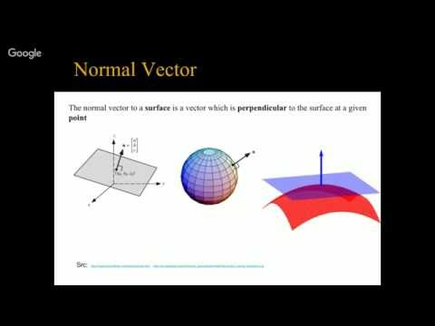 Computational Geometry - Point and Vector (Arabic)