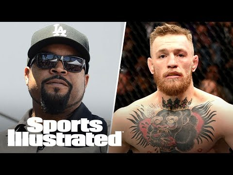 Could Ice Cube, BIG3 Push McGregor-Mayweather Out Of T-Mobile Arena? | SI NOW | Sports Illustrated