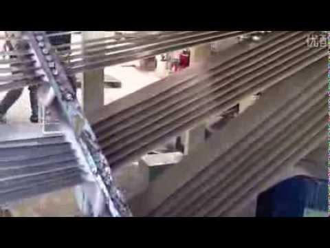 cortadora de tubos industrial