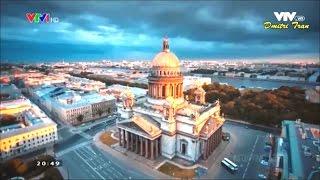 ĐÊM TRẮNG. Cuộc sống người Việt ở Nga - БЕЛЫЕ НОЧИ. Штрихи жизни вьетнамцев в России (VTV)