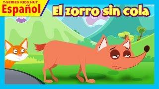 infantiles cuentos | El zorro sin cola - historias morales para niños