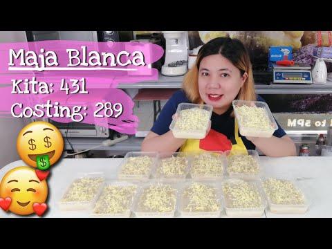 paano-gumawa-ng-maja-blanca,-recipe-pang-negosyo