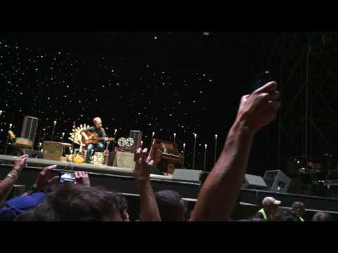 Eddie Vedder & Glen Hansard - Song of Good Hope (Live@Firenze Rocks - 24-06-2017)