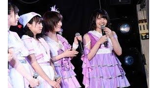 AKB48が、劇場デビュー12周年を迎えた8日、東京・秋葉原のAK...