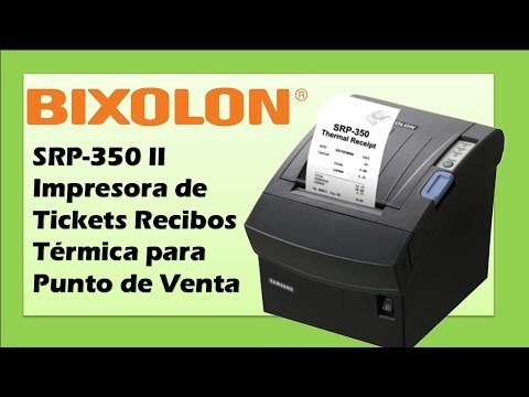 BIXOLON 350 II DRIVERS PC