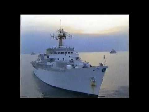 HMS Exeter 1991
