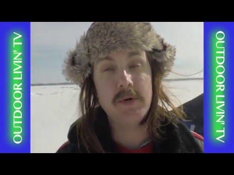 Ice Fishin' Minnesota! (Part 1)