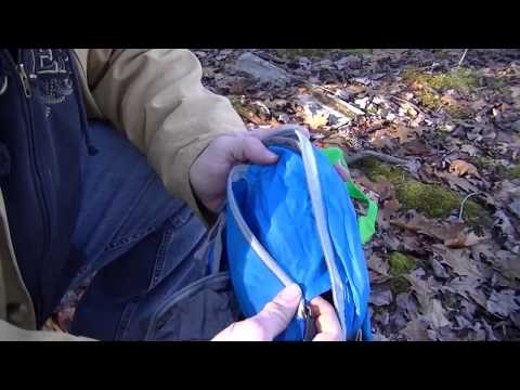 Packable Backpacks.  2014 LL Bean Stowaway Day Pack