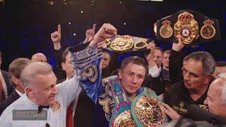 The Fight Game: Golovkin vs. Martirosyan Lookback