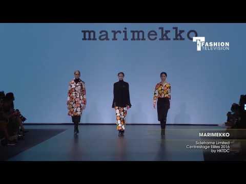 MARIMEKKO Sideframe Limited Centrestage Elites 2016 by HKTDC