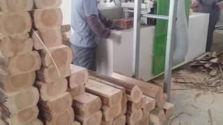 Square Timber Wood Saw Cutting Machine Made in China