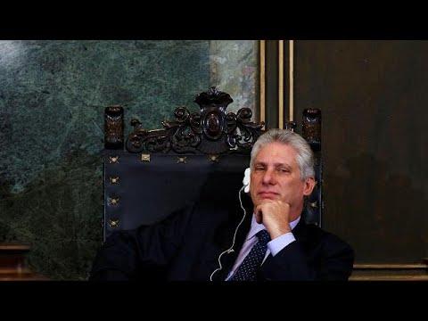 O discreto Miguel Díaz-Canel