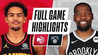 Game Recap: Hawks 114, Nets 96