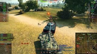 World of Tanks — Как реализовать барабан (гайд по Lorraine 40 t)