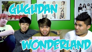 gugudan wonderland mv reaction funny fanboys