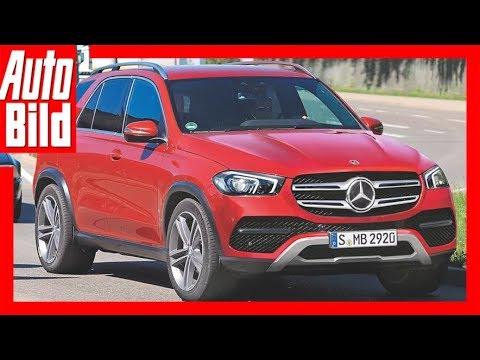 Zukunftsaussicht: Mercedes-Benz GLE (2018) Details/Erklärung